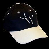 The Blackbird Academy Black and Grey Ballcap
