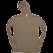 The Blackbird Academy Grey Thermal Hoodie
