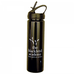 The Blackbird Academy Water Bottle